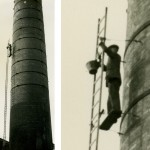 Steeplejack_on_a_chimney_in_1960_arp