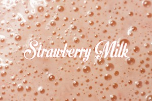 Strawberry_milk