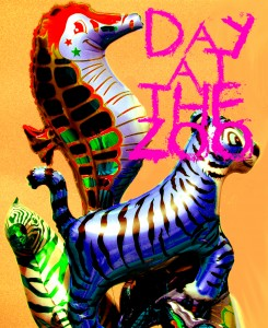 Day at the Zoo - AJ Reid - Poetry