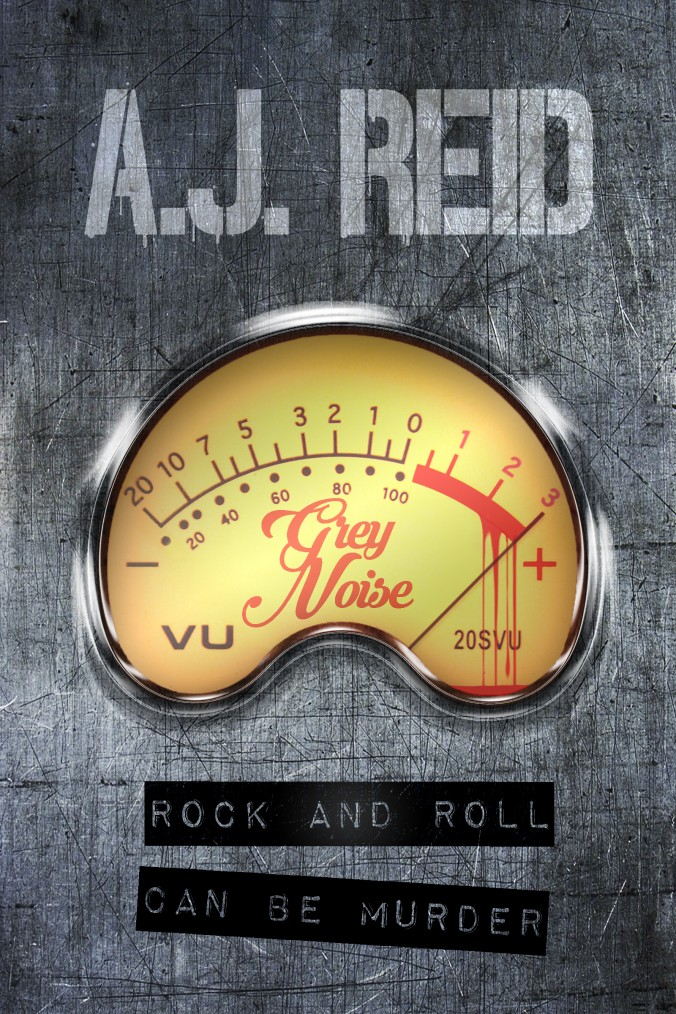 Grey Noise AJ Reid Crime Novel